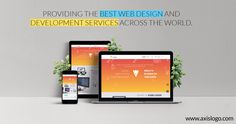 Providing the best #web #design and #development #services across the world