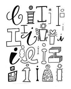 Letter I! #handletteredabcs #handletteredabcs_2017 #abcs_i #lettering #handlettering #handlettered #letterer #strengthinletters #handtype #handmadefont #font #typematters #typespire #typeyeah #typegang #letteringpractice #calligraphy #calligratype #brushlettering #brushcalligraphy #i #letteri #letteringart #blockletters #letteringlove #alphabetart