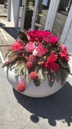 Christmas Wreaths, Holiday Decor, Flowers, Home Decor, Decoration Home, Room Decor, Florals, Interior Design, Home Interiors