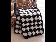 Crochet Patterns| for free |crochet baby blanket| 1325