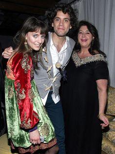 Yasmine, Mika, Mama Penniman