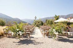 This Rustic Wedding Was A Farm-To-Table Affair #refinery29  http://www.refinery29.com/farm-to-table-wedding#slide4