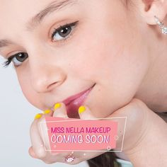 Mark your calendars! Children friendly #makeup coming soon  #nontoxicmakeup #odourfree #madeforkids