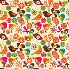 Found it at Wayfair - Valentina Ramos Little Birds Wall Art Bird Wall Art, Bird Artwork, Painting Frames, Painting Prints, Art Prints, Decoupage, Shabby Chic, Bird Patterns, Pretty Patterns