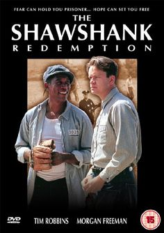 Best Selling Movies (DVD) in April 2013. When The Shawshank Redemption was released in 1994, some critics complained that this popular prison drama was too long to sustain its plot. Those complaints miss the point, because the passage of time is crucial to this story about patience, the squeaky wheels of justice and the growth of a life-long friendship.