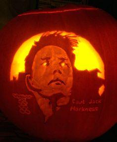 Captain Jack pumpkin