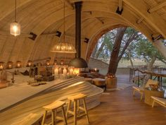 Best Hotel Fireplaces | Jetsetter