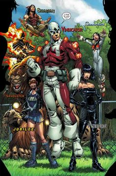 Alpha Flight | Alpha Flight (Earth-1610) - Marvel Comics Database