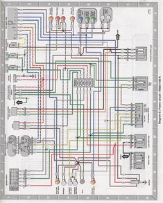 bmw r1150r electrical wiring diagram 3 bmw pinterest rh pinterest com BMW R1150R Accessories BMW R1150R Cafe Racer