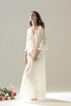 Susanne - Cotton Nightgown