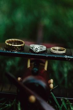 engagement ring; photo: Almond Lead Studios
