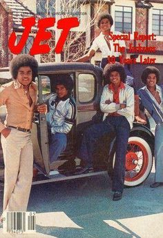 Photo of The Jacksons On The Cover Of JET Magazine for fans of The Jackson 5 37002023 The Jackson Five, Jackson Family, Jo Jackson, Jet Magazine, Black Magazine, Michael Jackson, Ebony Magazine Cover, Magazine Covers, John Johnson