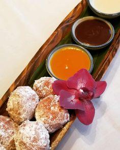 "Banana Leaf Modern Thai on Instagram: ""NYE at Banana Leaf? Sweet!! Reserve your table now! 5132340779. #thaifood #nye #masonohio #cincy #donuts"" Mason Ohio, Thai Recipes, Pretzel Bites, Nye, I Foods, Donuts, Banana, Sweet, Modern"