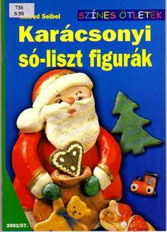 Karácsonyi só-liszt figurák - Angela Lakatos - Picasa Webalbumok