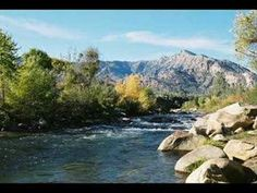 Kern River Fishing and Rafting Adventures River Camp, River I, Merle Haggard Songs, Greatest Country Songs, Merced River, Country Music Videos, Places Of Interest, California Travel, Vacation Destinations
