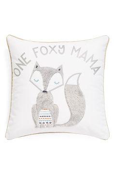 Levtex 'One Foxy Mama' Pillow