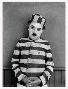 He was brilliant!!! - Charlie Chaplin, 1917 - Famous people - vintage hollywood