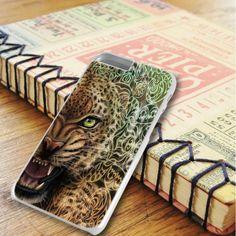 Aztec Leopard iPhone 6 Plus|iPhone 6S Plus Case