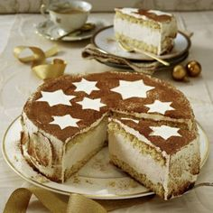 Zimt-Mascarpone-Torte Rezept                                                                                                                                                                                 Mehr