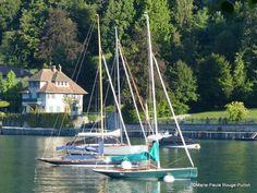 Talloires, lac d'Annecy