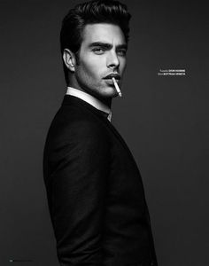 Jon Kortajarena by Anthony Meyer, Apollo Novo (editorial) FW 2012