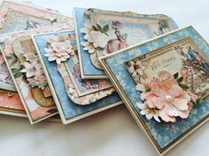 Paperiah: Gilded Lily Card Kit