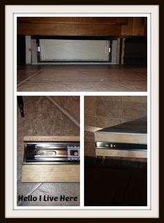 under cabinet drawers, diy, how to, kitchen cabinets, kitchen design, woodworking projects, Sides of drawers