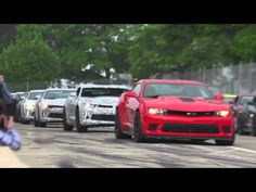 What's New in the 2016 Camaro  - #CamaroSix Lap on Belle Isle | Chevrolet