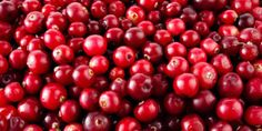There's a fruit out there that is uniquely American, and it's not the apple in your pie. It's the cranberry.