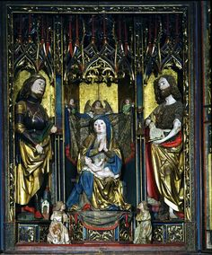 Winged Altarpiece | Potsch, Rupert | V&A Search the Collections