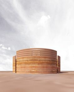 The Quell, Linda Hutchins « Beta Architecture Sacred Architecture, Sustainable Architecture, Architecture Design, Rammed Earth Wall, Concrete Footings, Mirror House, Meditation Center, Curved Walls, Light Well