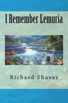 I know only that I remember Lemuria! Remember it with a faithfulness that I accept with the absolute conviction of a fanatic. And yet, I am not a fanatic; I am a simple man, a worker in metal, employed in a steel mill in Pennsylvania. I am as normal as any of you who read this and gifted with much less imagination than most of you! CreateSpace eStore: https://www.createspace.com/4877439