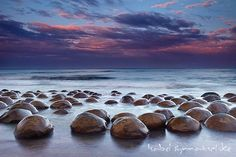 Bowling Ball Beach, California