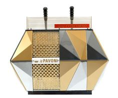 La Pavoni 'Concorso' from 1956, designed by Bruno Munari and Enzo Mari.