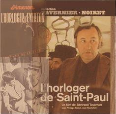 """""""L'Horloger d'Everton"""", romanzo di Georges Simenon, ha sessant'anni, il film che ne ha tratto Bertrand Tavernier ne compie quaranta"""