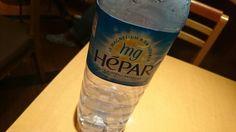 「ダンスって 最高!! エパーのお水は リハーサルに欠かせないのです」 by.kayano #エパー #hepar #超硬水 #硬水 #ミネラルウォーター #kayano #ダンス #ダンサー