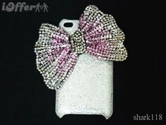 Ipod case with bow