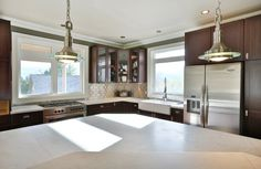 Gourmet Kitchen Carlisle Homes, Luxury Real Estate, Ontario, Canada, Kitchen, Home Decor, Gourmet, Cooking, Decoration Home