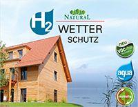 H2 Wetterschutz VOC mentes és oldószer mentes csúcsminőségű, természetes anyagokból álló ökofesték, amely extra védelmet nyújt víz és UV ellen. A H2 termékcsaládba tartozik a H2 Lazúrra épülő termék. Aqua, Nature, Weather, Water, Naturaleza, Nature Illustration, Off Grid, Natural