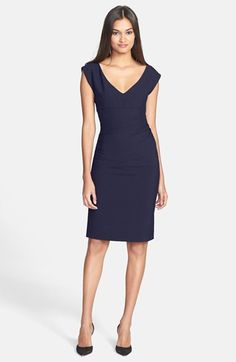 Diane+von+Furstenberg+'Bevin'+Sheath+Dress+available+at+#Nordstrom