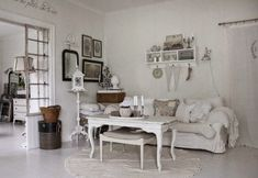 The Shabby chic or degraded (lousy) stylish, has done the last two many years especially popular design for decorating the Interior. The term suggests a present day renovation, employing and renovation of outdated, new or 2nd-hand products. Shabby chic is
