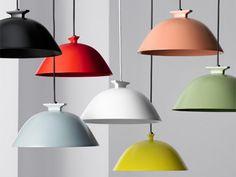 Cool and trendy colorful pendant lights design from Inga Sempe Pendant Light Fixtures Interior Lighting, Modern Lighting, Lighting Design, Pendant Light Fixtures, Pendant Lighting, Pendant Lamps, Blitz Design, Luminaire Design, Kitchen Lighting