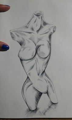 El Maniquí desagradable/ Tinta sobre papel/ Por: Daniela Batalla