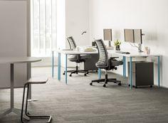 @Knoll_inc na @escinterMS providenciam o melhor do #mobiliario #corporativo para seu #espaço de #trabalho. #workspace