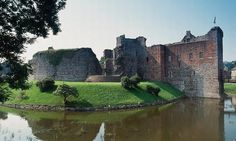Rothesay Castle, Isle Of Bute,