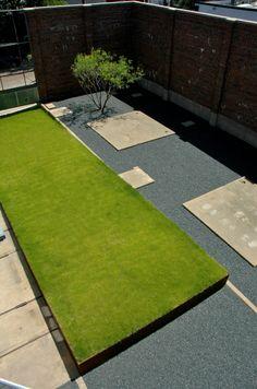 The Power House Garden in Dallas, TX by Hocker Design Group