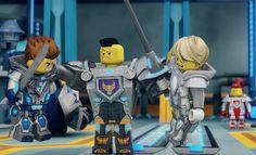 LEGO® NEXO KNIGHTS™ Jakso 2: Hirviökirja, osa kaksi