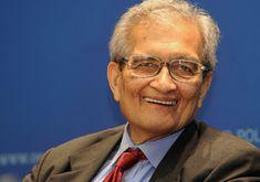 Amartya Sen, economista indio