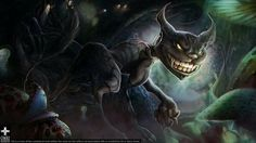 Cheshire Cat from American McGee's Alice | Alice sleeve/other ...