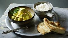 Chicken Tikka Masala by Ainsley Harriott & James Martin
